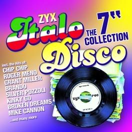 ZYX ITALO DISCO: THE 7'.. .. COLLECTION V/A, CD