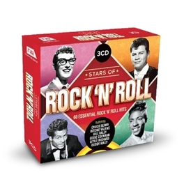 MY KIND OF MUSIC -.. .. STARS OF ROCK N ROLL - 60 HITS V/A, CD