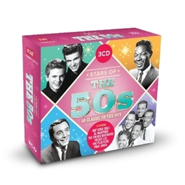 MY KIND OF MUSIC -.. .. STARS OF THE 50S V/A, CD