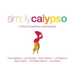 SIMPLY CALYPSO V/A, CD
