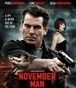 November man, (Blu-Ray) W/ PIERCE BROSNAN, LUKE BRACEY, OLGA KURYLENKO