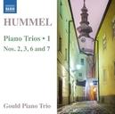 PIANO TRIOS 1 GOULD PIANO TRIO