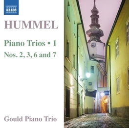 PIANO TRIOS 1 GOULD PIANO TRIO J.N. HUMMEL, CD