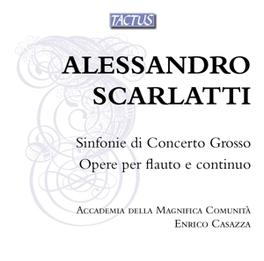 SINFONIE DI CONCERTO.. .. GROSSO A. SCARLATTI, CD