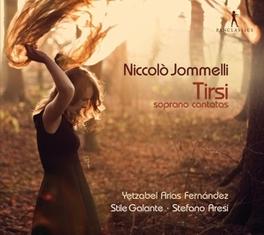SOPRANO CANTATAS STILE GALANTE N. JOMMELLI, CD