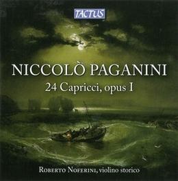 24 CAPRICCI NOFERINI N. PAGANINI, CD