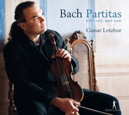 PARTITAS V.2 G.LETZBOR J.S. BACH, CD