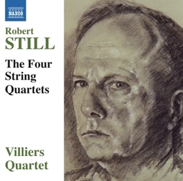 FOUR STRING QUARTETS VILIERS QUARTET ROBERT STILL, CD