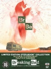 Breaking Bad - The Complete Collection (Limited Edition Steelbook)