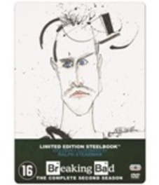 Breaking Bad - Seizoen 2 (Limited Edition Steelbook)