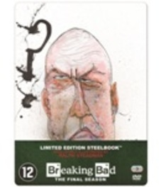Breaking Bad - Seizoen 5 Deel 2 (Limited Edition Steelbook)