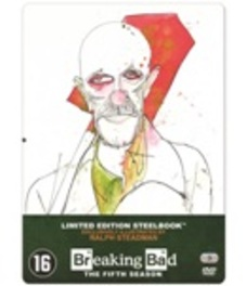 Breaking Bad - Seizoen 5 (Limited Edition Steelbook)