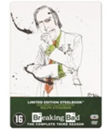 Breaking Bad - Seizoen 3 (Limited Edition Steelbook)