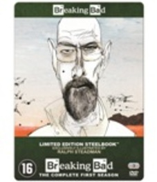 Breaking Bad - Seizoen 1 (Limited Edition Steelbook)