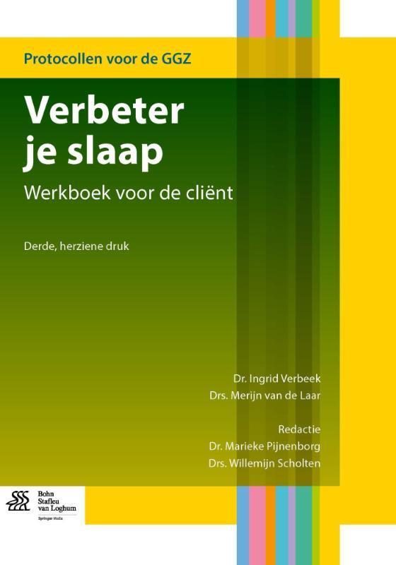 Verbeter je slaap werkboek voor de client, Van de Laar, Merijn, Paperback
