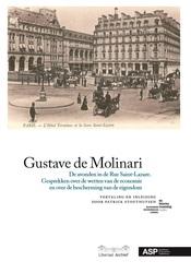 Gustave De Molinari. De...