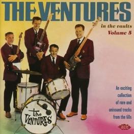 IN THE VAULTS VOL.5 VENTURES, CD