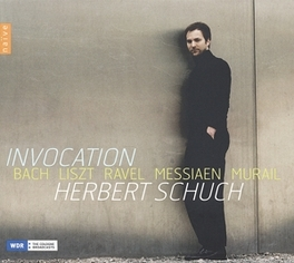 INVOCATION HERBERT SCHUCH, CD