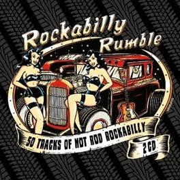 MY KIND OF MUSIC -.. .. ROCKABILLY RUMBL V/A, CD