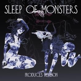 PRODUCES REASON -DIGI- SLEEP OF MONSTERS, CD