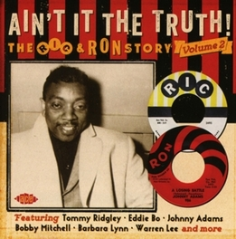 AIN'T IT THE TRUTH! * THE RIC & RON STORY VOLUME 2 * V/A, CD
