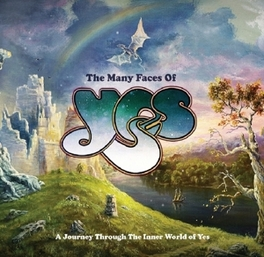 MANY FACES OF YES A JOURNEY THROUGH THE WORLD OF YES YES.*V/A*, CD