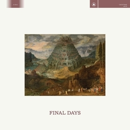 FINAL DAYS CULT OF YOUTH, CD