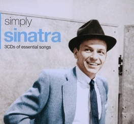 SIMPLY SINATRA FRANK SINATRA, CD