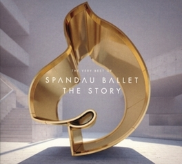 STORY - VERY BEST OF -2CD .. -2CD- SPANDAU BALLET, CD