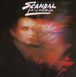WARRIOR -SPEC- 1984 ALBUM, FEAT. PATTY SMYTH SCANDAL, CD