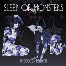 PRODUCES REASON GATEFOLD + MP3 DOWNLOAD COUPON SLEEP OF MONSTERS, Vinyl LP