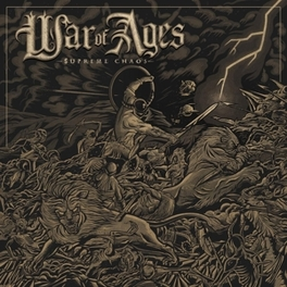 SUPREME CHAOS WAR OF AGES, CD