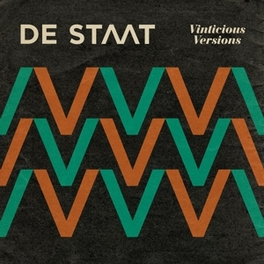 VINTICIOUS VERSIONS *8 SONGS FROM THE FIRST THREE ALBUMS RE-WORKED* DE STAAT, CD
