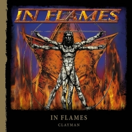 CLAYMAN -REISSUE- 2014 IN FLAMES, CD