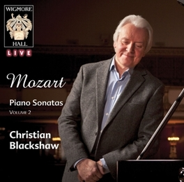 PIANO SONATAS VOL.2 CHRISTIAN BLACKSHAW W.A. MOZART, CD
