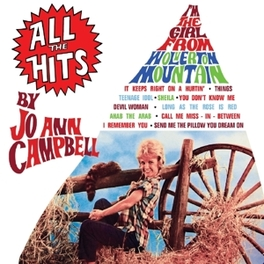 ALL THE HITS JO ANN CAMPBELL, CD
