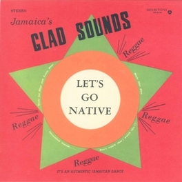 GLAD SOUNDS GLADSTONE ANDERSON, Vinyl LP