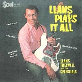 LLANS PLAYS IT ALL THELWELL, LLANS & THE CEL, Vinyl LP