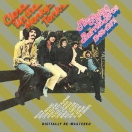 CLOSE UP THE HONKY TONKS FORMED BY GRAM PARSONS AND CHRIS HILLMAN FLYING BURRITO BROTHERS, CD