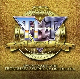 30TH.. -CD+DVD- .. ANNIVERSARY 1982-2012 LIVE IN CONCERT T.N.T., CD