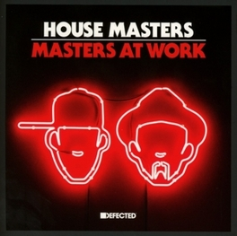 IN THE HOUSE MASTERS AT WORK, CD