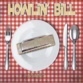 HUNGRY -DIGI- INCL.8PG. BOOKLET HOWLIN' BILL, CD