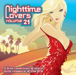 NIGHTTIME LOVERS 21 FT. LUTHER VANDROSS/PATTI AUSTIN/A.O. V/A, CD