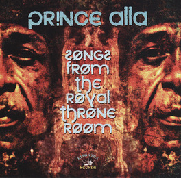 SONGS FROM THE ROYAL.. .. THRONE ROOM PRINCE ALLA, Vinyl LP