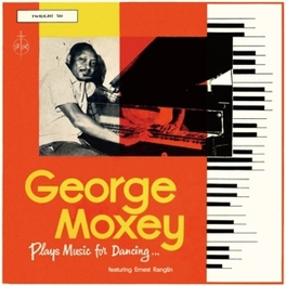 AT THE JAMAICA HILTON: IN THE JIPPI JAPPA LOUNGE GEORGE MOXEY, Vinyl LP