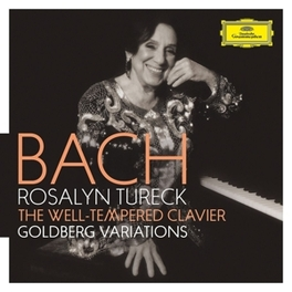 WELL-TEMPERED CLAVIER/GOL ROSALYN TURECK J.S. BACH, CD