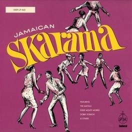 JAMAICAN SKARAMA V/A, Vinyl LP