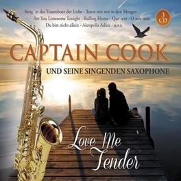 LOVE ME TENDER CAPTAIN COOK, CD