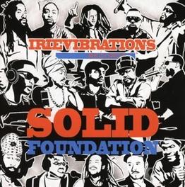 SOLID FOUNDATION IRIEVIBRATIONS RECORDS PR, CD