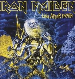 LIVE AFTER DEATH IRON MAIDEN, Vinyl LP